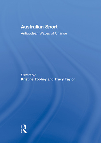 Australian Sport Antipodean Waves of Change book cover