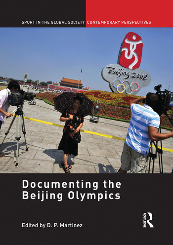 Documenting the Beijing Olympics book cover