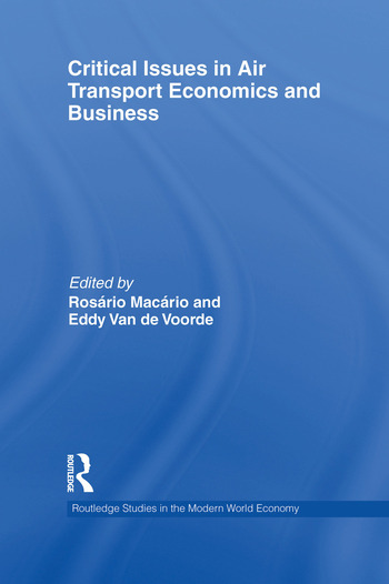 Critical Issues in Air Transport Economics and Business book cover