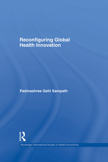 Reconfiguring Global Health Innovation book cover