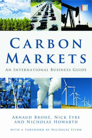 Carbon Markets An International Business Guide book cover