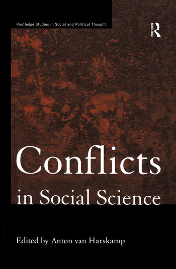 Conflicts in Social Science book cover