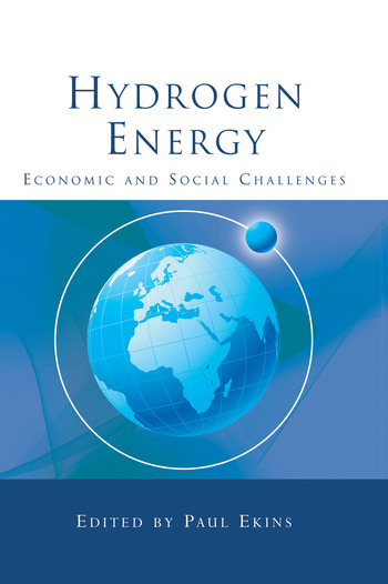 Hydrogen Energy Economic and Social Challenges book cover