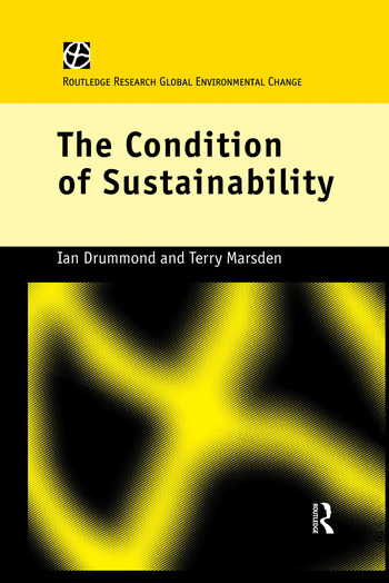 The Condition of Sustainability book cover