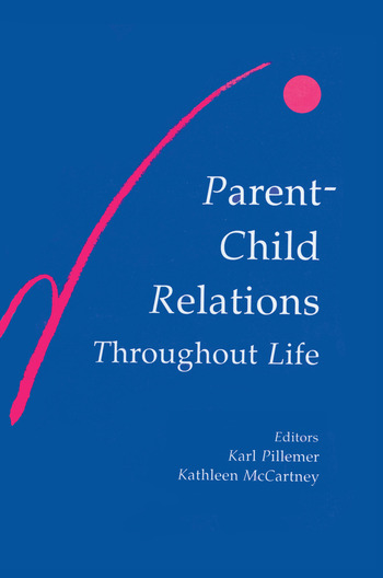 Parent-child Relations Throughout Life book cover