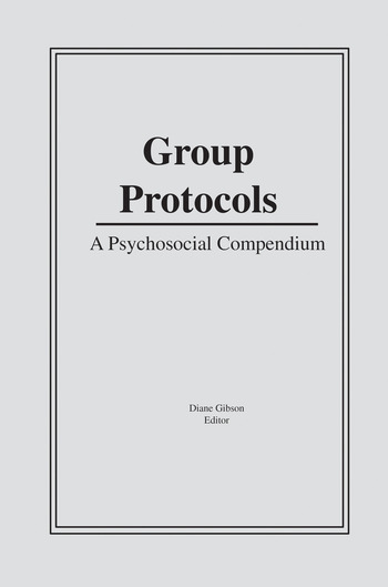 Group Protocols A Psychosocial Compendium book cover
