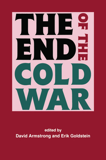 The End of the Cold War book cover