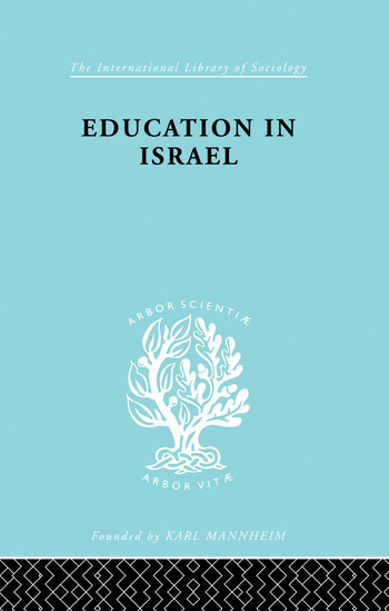 Education in Israel ILS 222 book cover