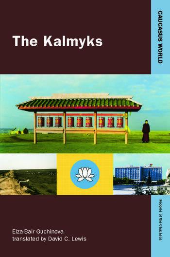The Kalmyks book cover