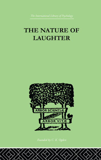 The Nature Of Laughter book cover