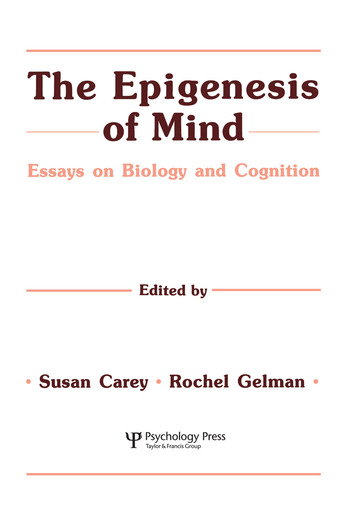 Sample Proposal Essay The Epigenesis Of Mind Essays On Biology And Cognition English Essay Topics also Thesis Statement For Essay The Epigenesis Of Mind Essays On Biology And Cognition  Crc Press Book Personal Essay Samples For High School