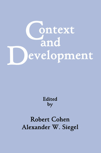 Context and Development book cover