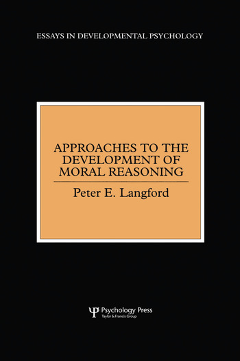 essays on moral development in the philosophy of moral development Another criticism of kohlberg's view is that it is culturally based a review of research on moral development in 27 countries concluded that moral reasoning is more culture-specific than kohlberg envisioned and that kohlberg's scoring system does not recognize higher-level moral reasoning in certain cultural groups (snarey, 1987.