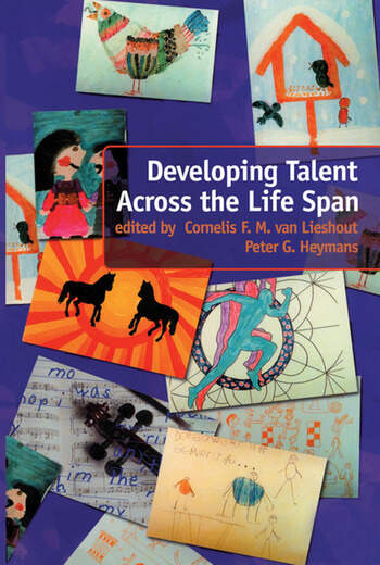 Developing Talent Across the Lifespan book cover