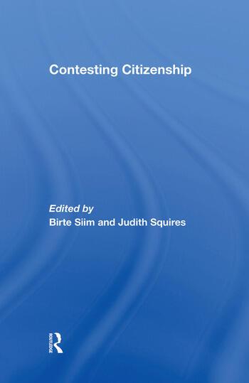 Contesting Citizenship book cover