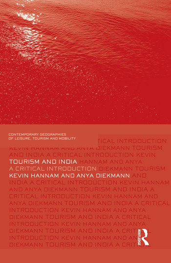 Tourism and India A Critical Introduction book cover