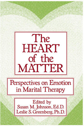The Heart Of The Matter: Perspectives On Emotion In Marital Perspectives On Emotion In Marital Therapy book cover