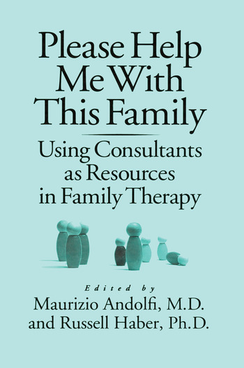 Please Help Me With This Family Using Consultants As Resources In Family Therapy book cover