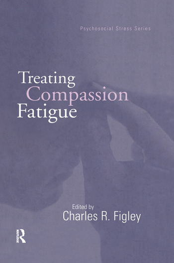 Treating Compassion Fatigue book cover