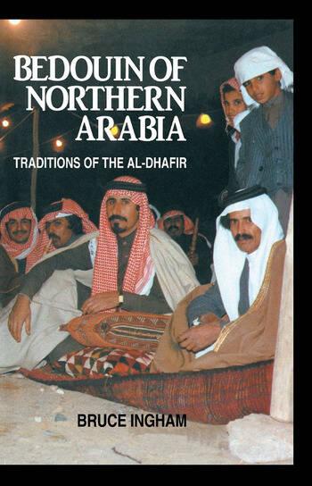 Bedouin Of Northern Arabia book cover