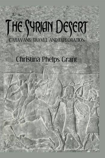 Syrian Desert book cover
