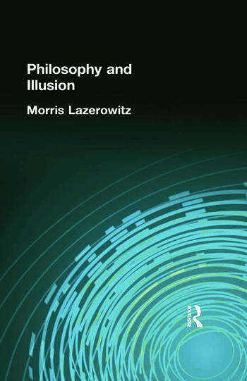 Philosophy and Illusion book cover