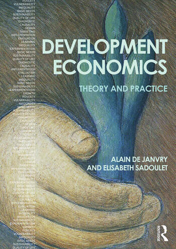 Development Economics Theory and practice book cover