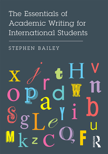 The Essentials of Academic Writing for International Students book cover