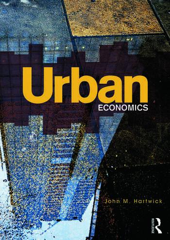 Urban Economics book cover