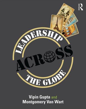 Leadership Across the Globe book cover
