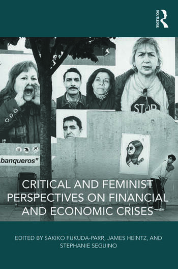 Critical and Feminist Perspectives on Financial and Economic Crises book cover