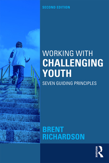 Working with Challenging Youth Seven Guiding Principles book cover