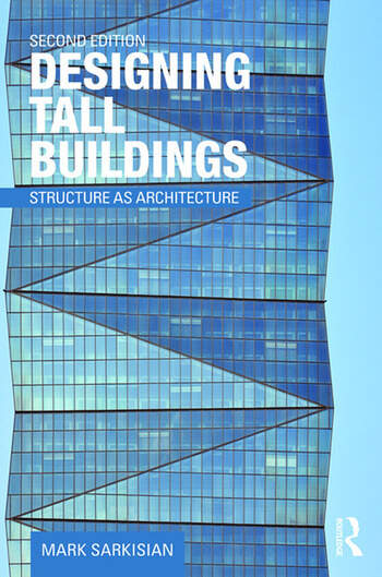 Designing Tall Buildings Structure as Architecture book cover