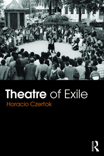 Theatre of Exile book cover