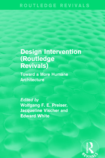Design Intervention (Routledge Revivals) Toward a More Humane Architecture book cover