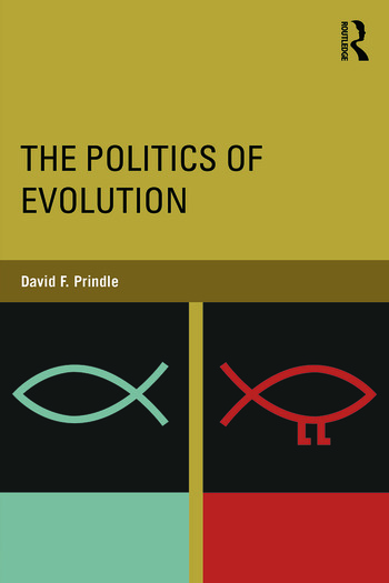 The Politics of Evolution book cover