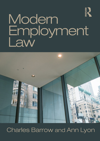 Modern Employment Law book cover
