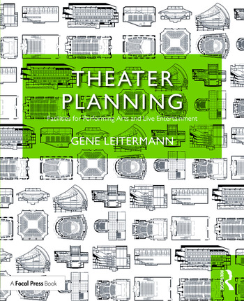 Theater Planning Facilities for Performing Arts and Live Entertainment book cover