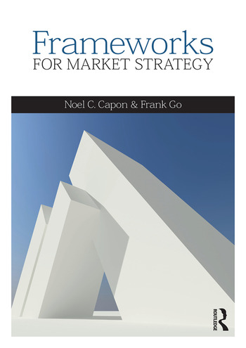 Frameworks for Market Strategy European Edition book cover