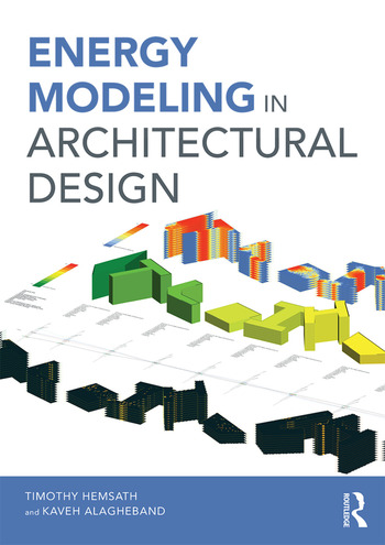 Energy Modeling in Architectural Design book cover