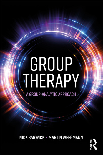 Group Therapy A group analytic approach book cover