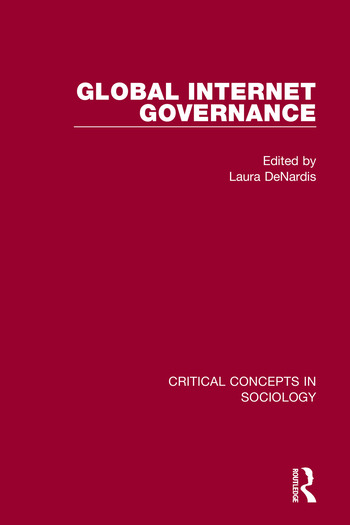 Global Internet Governance book cover