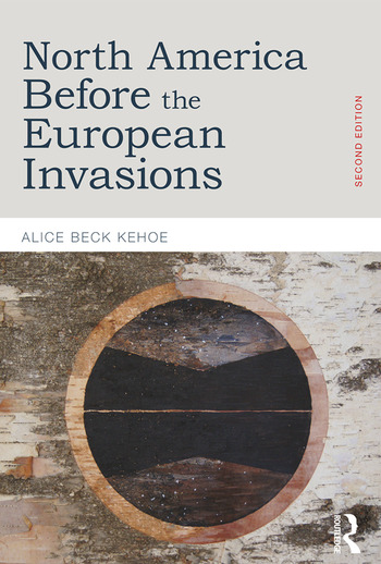 North America before the European Invasions book cover