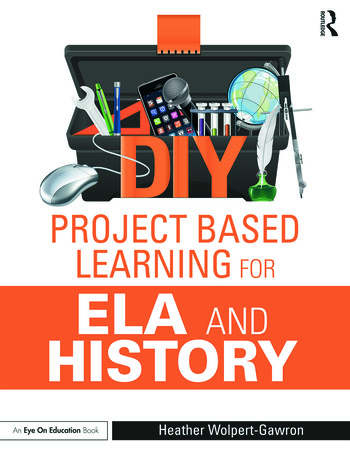 DIY Project Based Learning for ELA and History book cover