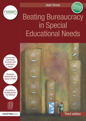 Beating Bureaucracy in Special Educational Needs Helping SENCOs maintain a work/life balance book cover