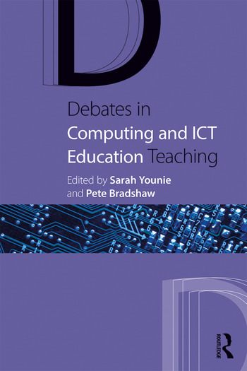 Debates in Computing and ICT Education book cover