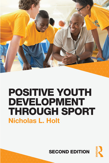 Positive Youth Development through Sport second edition book cover