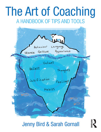 The Art of Coaching A Handbook of Tips and Tools book cover