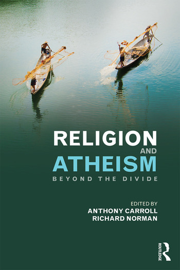 Religion and Atheism Beyond the Divide book cover