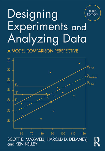 Designing experiments and analyzing data a model comparison designing experiments and analyzing data a model comparison perspective third edition fandeluxe Image collections